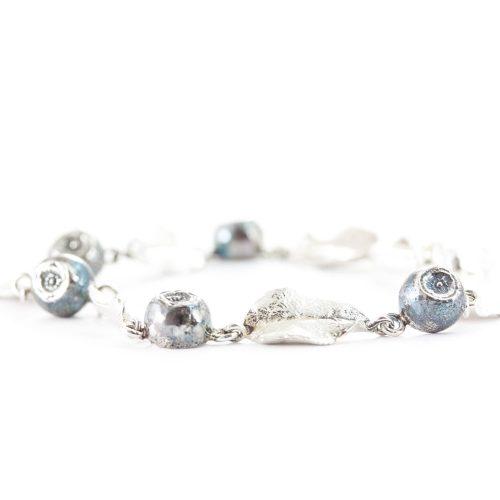 Blåbär armband