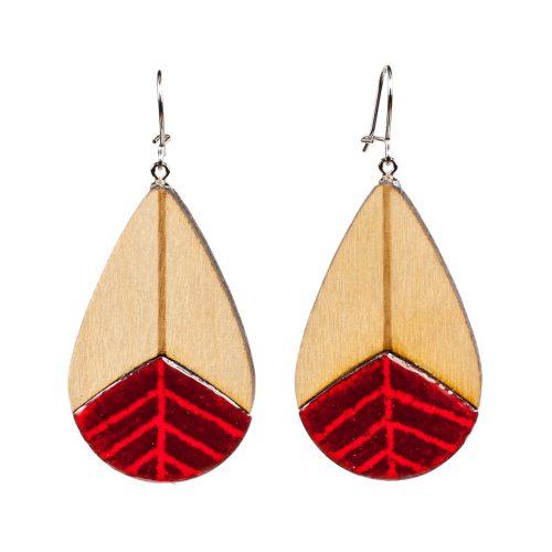 metsanvakea-lehti-korvakorut-punainen