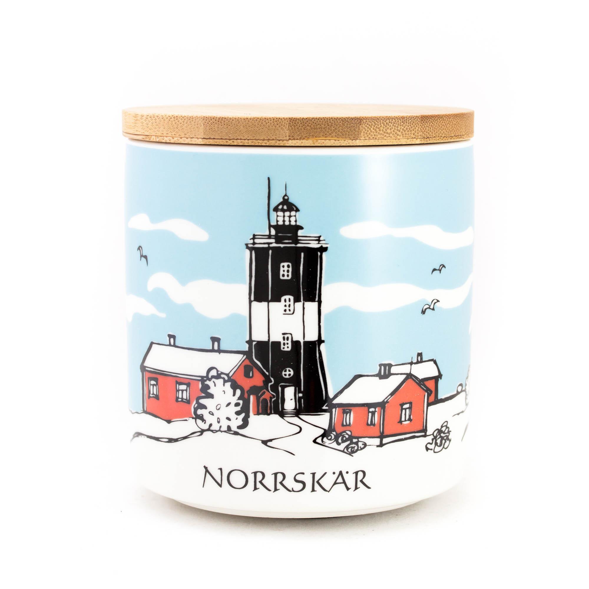 Fyrburk Norrskär