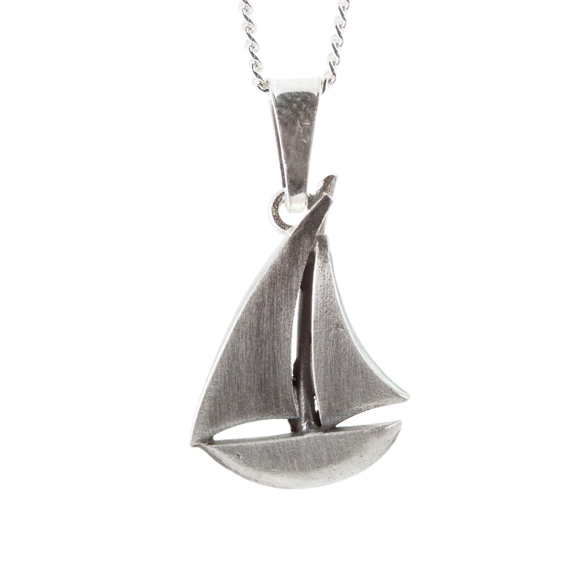 Segelbåt halsband (vanlig ked)