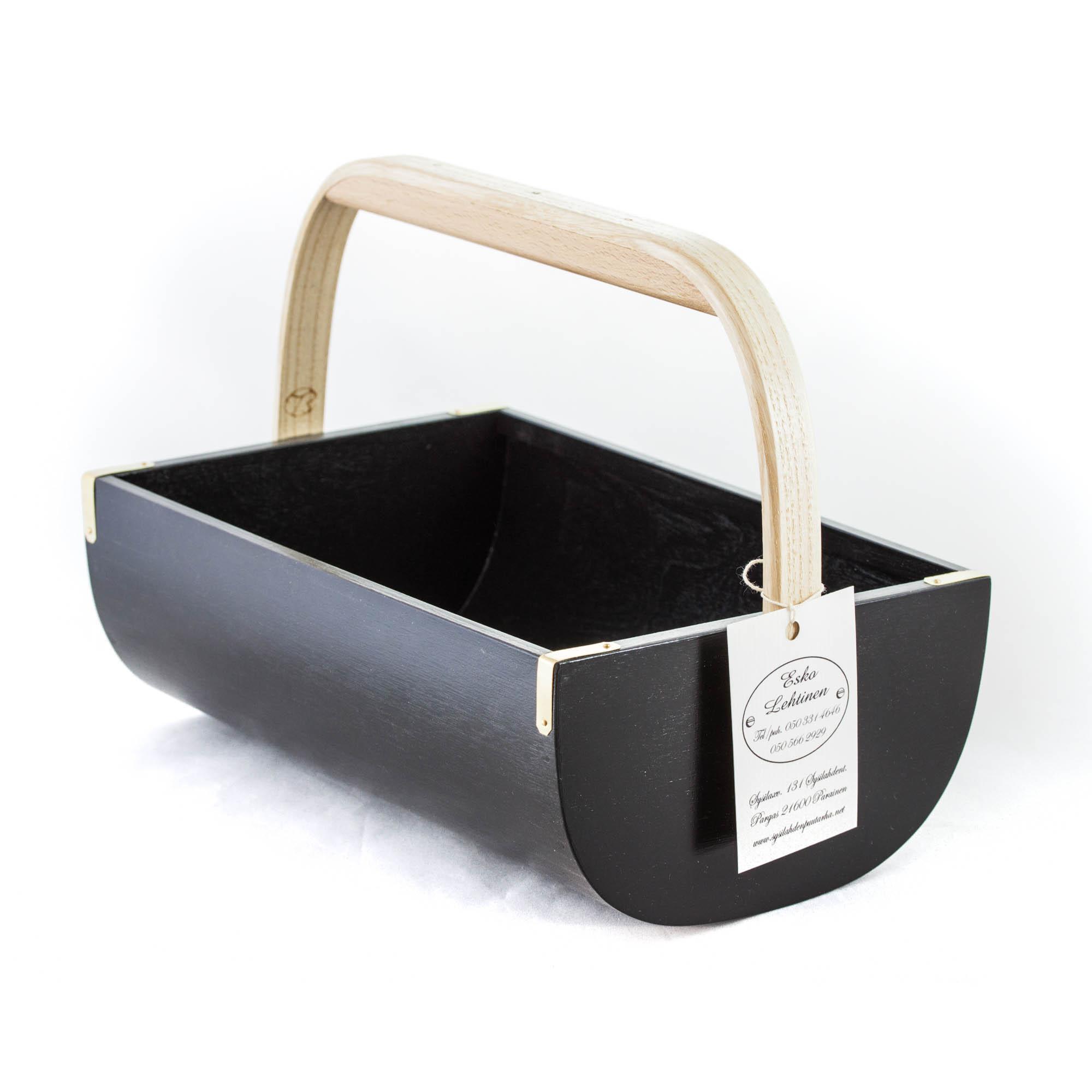 Esko minikorg svart